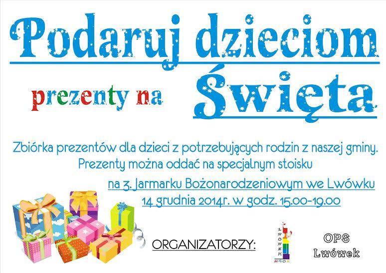Podaruj_dzieciom_swieta plakat